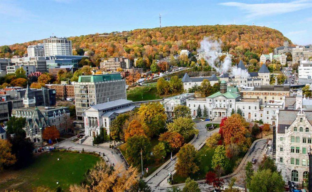 دانشگاه مک گیل کانادا McGill University